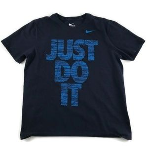 Nike Just Do It Tee Men's Large